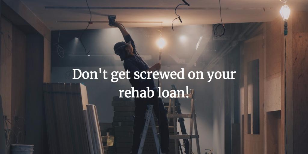 Rehab Loans
